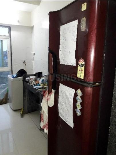 घाटकोपर वेस्ट में श्रेया होम्स में किचन की तस्वीर
