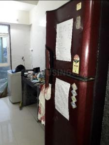 Kitchen Image of Anmol Property PG in Ghatkopar West