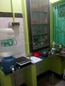 Kitchen Image of S Mukherjee's PG in Tollygunge