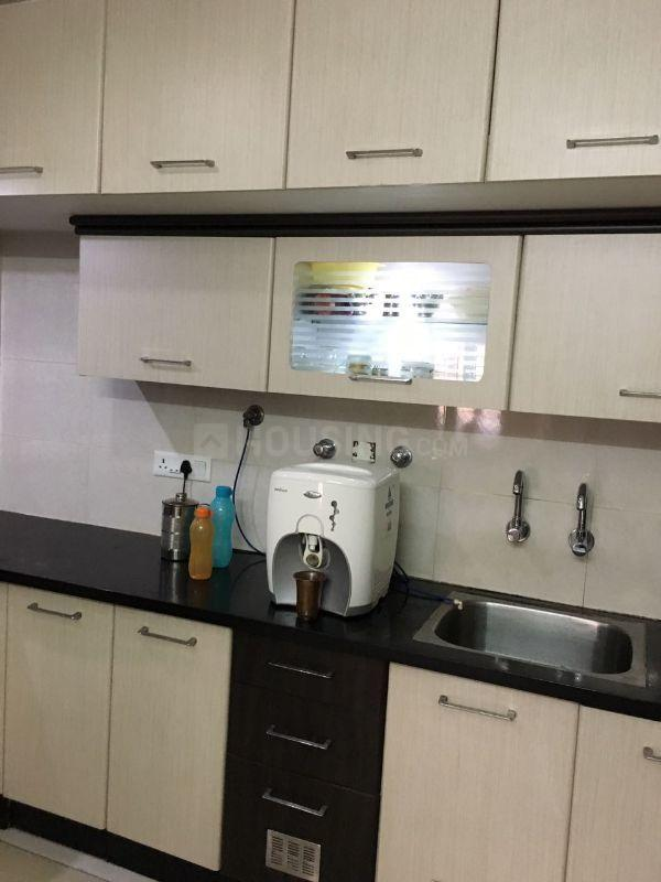 Kitchen Image of 1250 Sq.ft 3 BHK Apartment for rent in Vanagaram  for 25000