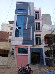 Gallery Cover Image of 1000 Sq.ft 2 BHK Independent Floor for rent in Manikonda for 15000