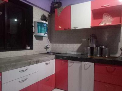 Gallery Cover Image of 641 Sq.ft 1 BHK Apartment for rent in Kopar Khairane for 21000