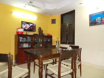 Gallery Cover Image of 1000 Sq.ft 3 BHK Apartment for buy in Khanpur for 3500000