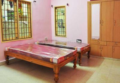 Bedroom Image of G01-shrikar Residency in Kaggadasapura