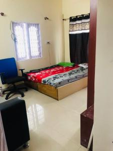 Bedroom Image of PG 4193358 Rajajinagar in Rajajinagar