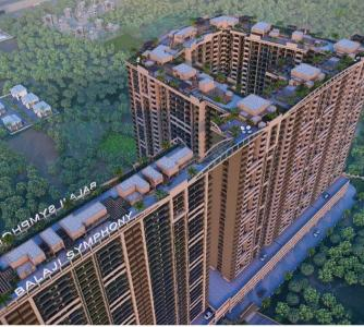 Gallery Cover Image of 950 Sq.ft 2 BHK Apartment for buy in Balaji Symphony, Shilottar Raichur for 8200000