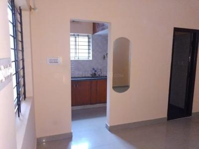 Gallery Cover Image of 650 Sq.ft 1 BHK Independent Floor for rent in Bilekahalli for 7000