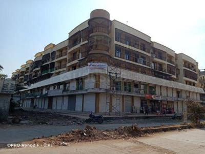 Gallery Cover Image of 450 Sq.ft 1 RK Apartment for buy in Nine Krisha Arcade, Boisar for 1700000