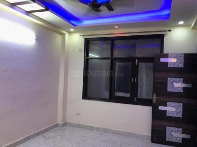 Gallery Cover Image of 550 Sq.ft 1 BHK Independent Floor for rent in Paryavaran Complex, Sheikh Sarai for 12000