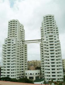 Gallery Cover Image of 2250 Sq.ft 3 BHK Apartment for rent in Bearys Lakeside Habitat, Hebbal for 52000