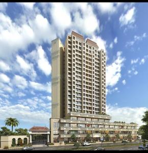 Gallery Cover Image of 670 Sq.ft 1 BHK Apartment for buy in Mira Road East for 5400000