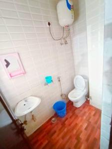 Bathroom Image of Kaushik PG in Sector 20