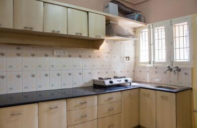 Kitchen Image of Om Residency 104 in Kadugodi