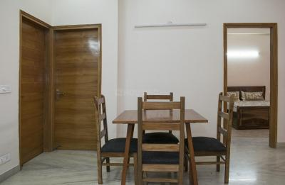 Dining Room Image of Himanshu Nest 46 in Sector 46