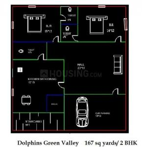 Gallery Cover Image of 1050 Sq.ft 3 BHK Independent House for buy in Pedagantyada for 4800000