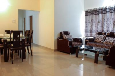 Living Room Image of D404 Kumar Piccadily in Tathawade