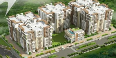 Gallery Cover Image of 2005 Sq.ft 3 BHK Apartment for buy in Vajra Jasmine County, Nanakram Guda for 17500000