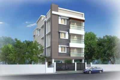 Gallery Cover Image of 1048 Sq.ft 2 BHK Apartment for buy in Velachery for 7545600