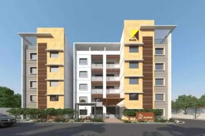 Gallery Cover Image of 647 Sq.ft 1 BHK Apartment for buy in Maarq Alpha, Carmelaram for 4289220