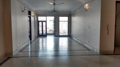 Gallery Cover Image of 2700 Sq.ft 3 BHK Apartment for rent in RWA Saket Block D, Saket for 100000
