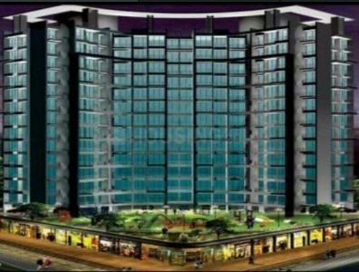 Gallery Cover Image of 695 Sq.ft 1 BHK Apartment for rent in Platinum Avior, Kalamboli for 10000