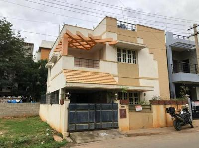 Gallery Cover Image of 1200 Sq.ft 4 BHK Independent House for buy in Jakkur for 14000000