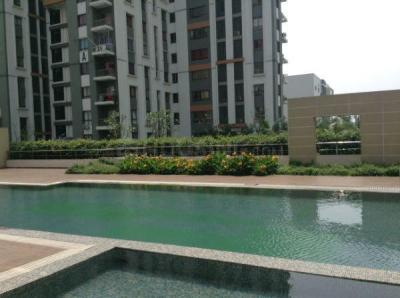 Gallery Cover Image of 1555 Sq.ft 3 BHK Apartment for rent in New Town for 22000