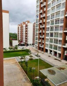 Gallery Cover Image of 845 Sq.ft 2 BHK Apartment for rent in Kohinoor Tinsel County, Hinjewadi for 12900