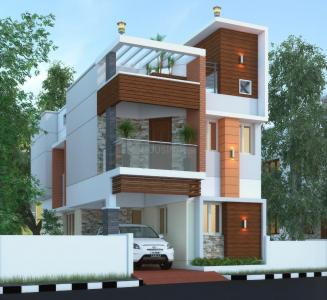 Gallery Cover Image of 1900 Sq.ft 3 BHK Independent House for buy in Porur for 11500000