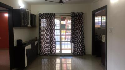 Gallery Cover Image of 1300 Sq.ft 3 BHK Apartment for rent in Miyapur for 18000