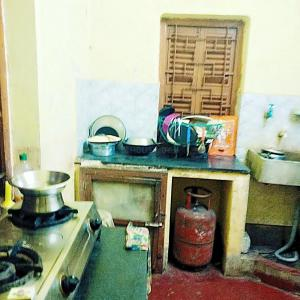 Kitchen Image of PG 4442404 Ganguly Bagan in Ganguly Bagan