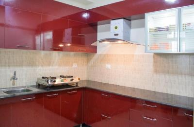 Kitchen Image of PG 4643340 R.k. Hegde Nagar in R.K. Hegde Nagar