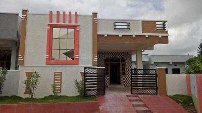 Gallery Cover Image of 1208 Sq.ft 2 BHK Independent House for buy in Nagaram for 6300000