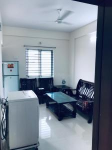 Gallery Cover Image of 1200 Sq.ft 1 BHK Apartment for rent in Whitefield for 18090