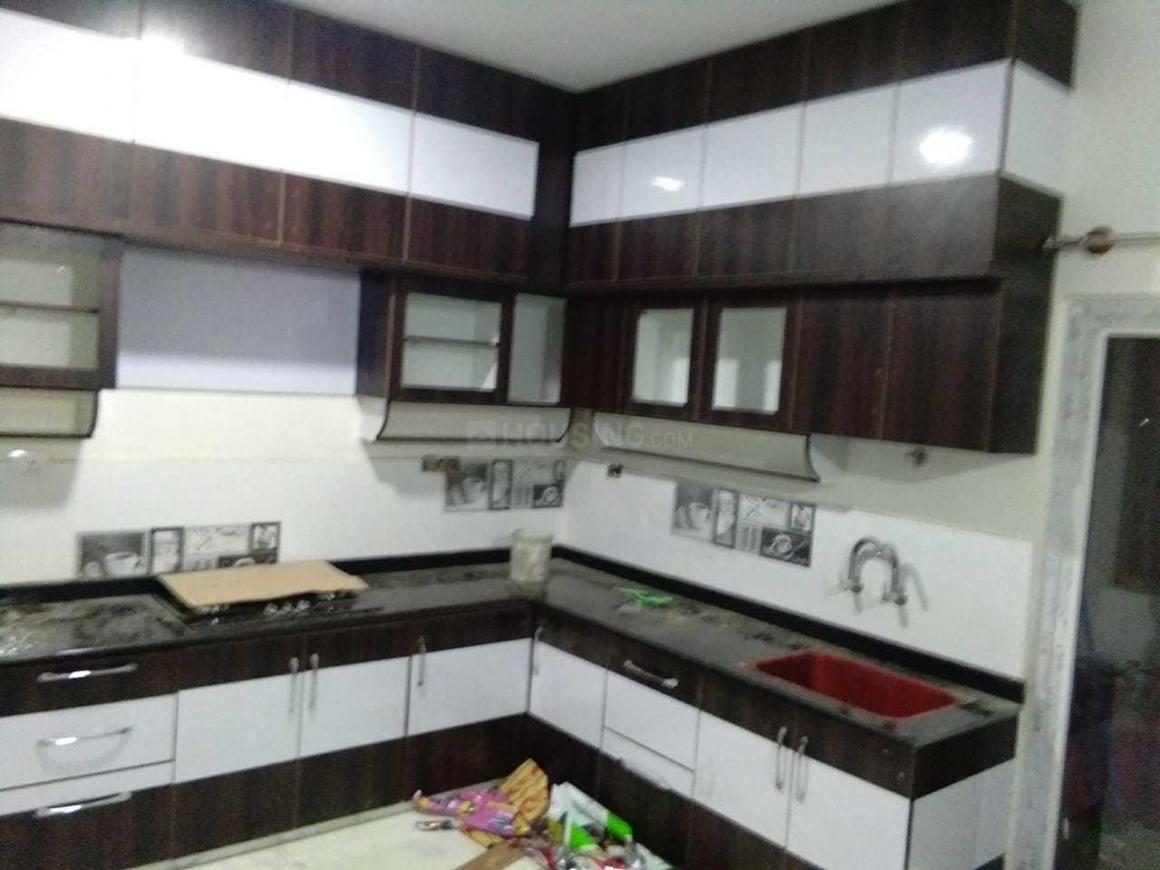 Kitchen Image of 2400 Sq.ft 3 BHK Independent House for buy in Thanisandra Main Road for 17000000