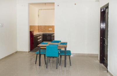 Dining Room Image of 1300 Sq.ft 2 BHK Independent House for rent in Halanayakanahalli for 33500