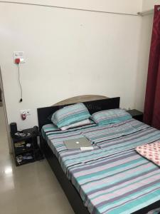 Gallery Cover Image of 600 Sq.ft 1 BHK Apartment for rent in Bandra East for 40000