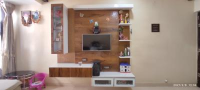 Gallery Cover Image of 625 Sq.ft 1 BHK Apartment for buy in Seawoods for 6500000