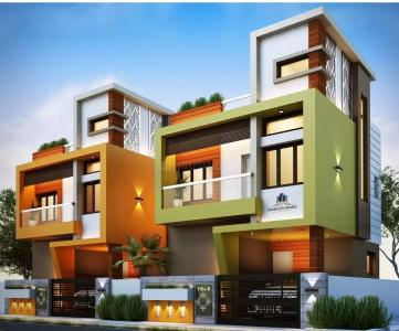 Gallery Cover Image of 1100 Sq.ft 3 BHK Independent House for buy in Anakaputhur for 5500000