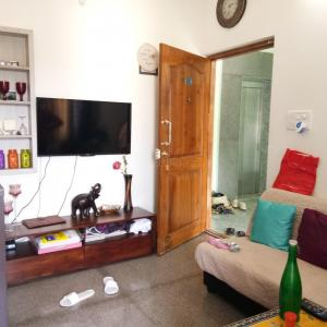 Gallery Cover Image of 500 Sq.ft 1 BHK Apartment for rent in Ulsoor for 17000