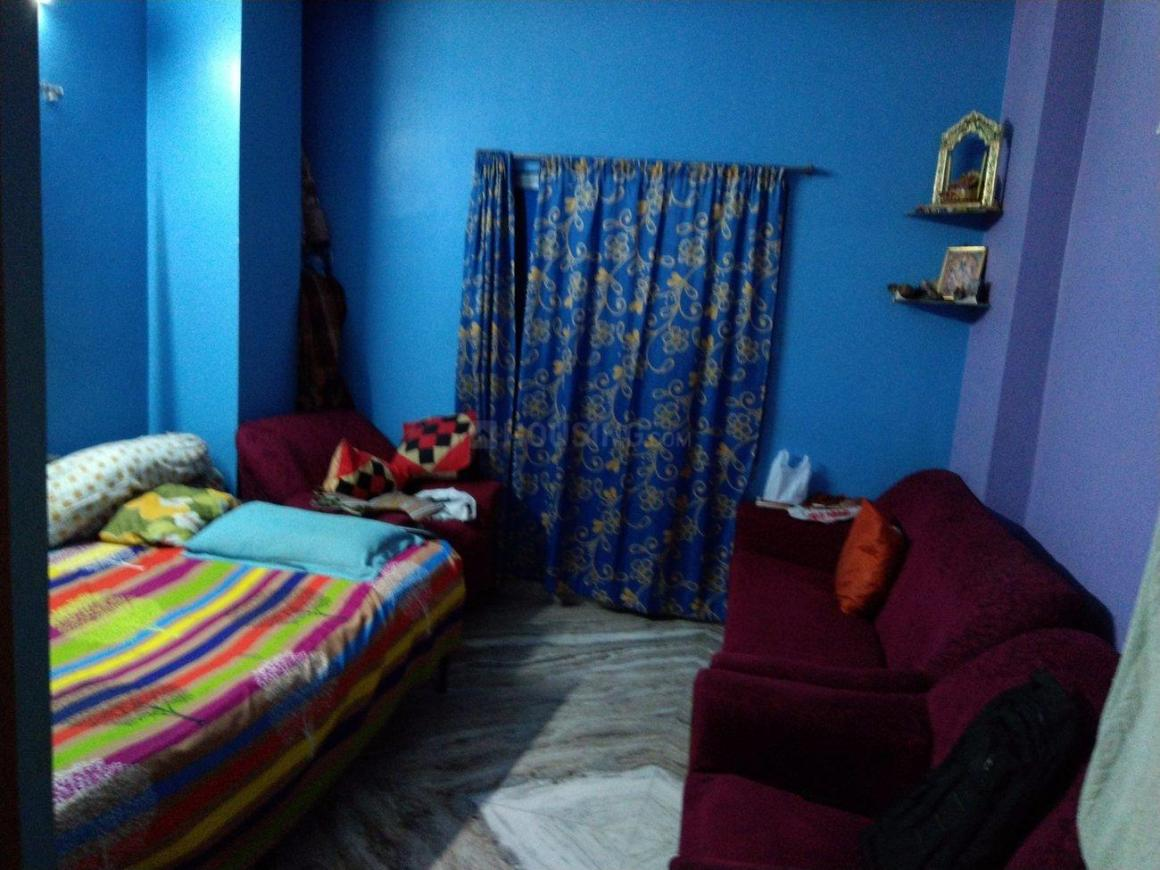 Living Room Image of 850 Sq.ft 1 BHK Apartment for buy in Paschim Putiary for 2500000