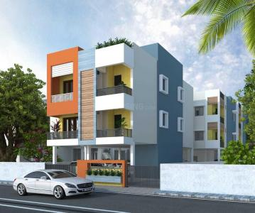 Gallery Cover Image of 1049 Sq.ft 3 BHK Apartment for buy in Tambaram for 6500000