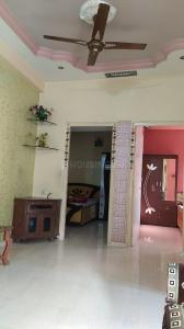 Gallery Cover Image of 1216 Sq.ft 2 BHK Apartment for rent in Ghatlodiya for 16000