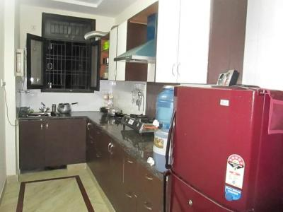 Gallery Cover Image of 1125 Sq.ft 3 BHK Independent Floor for rent in Sewak Park for 20000