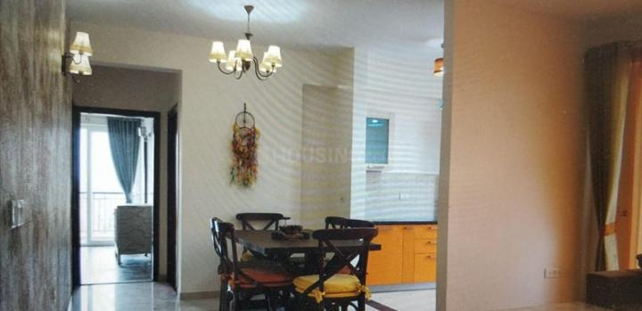Living Room Image of 1700 Sq.ft 3 BHK Apartment for buy in Sector 125 for 6500000