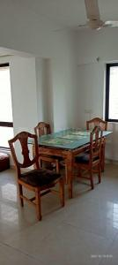 Gallery Cover Image of 1800 Sq.ft 3 BHK Apartment for rent in Shubham Ajmeri Heights, Andheri West for 85000