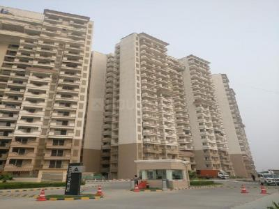 Gallery Cover Image of 1285 Sq.ft 3 BHK Apartment for rent in Sector 37D for 14500