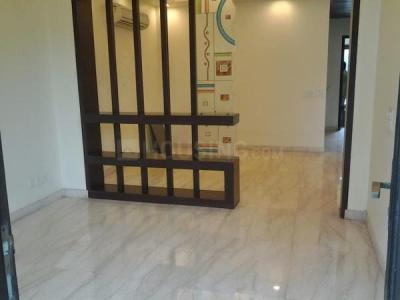 Gallery Cover Image of 1800 Sq.ft 3 BHK Independent Floor for rent in Jangpura for 55000
