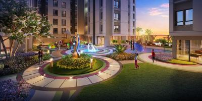 Gallery Cover Image of 1419 Sq.ft 3 BHK Apartment for buy in Lakewood Estate, Garia for 9500000