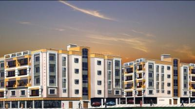 Gallery Cover Image of 1100 Sq.ft 3 BHK Apartment for buy in M/S Bharat Shelter Jeevandeep, Panihati for 3300000